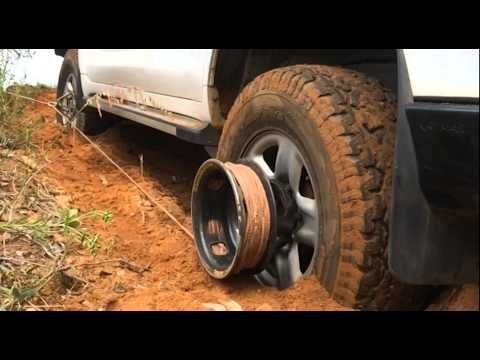 This Is Handy To Have If You Find Yourself Without A Winch!   PowerNation