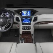 2014 Acura RLX Sport Hybrid Interior