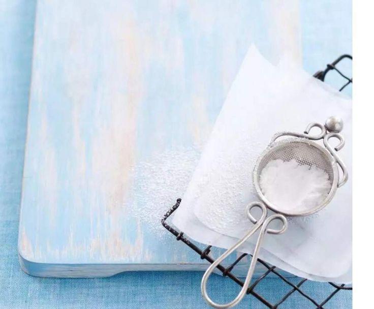 Recipe Icing Sugar Mixture by Crispeee - Recipe of category Basics