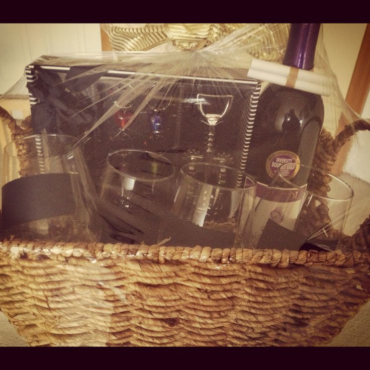 gift baskets our girl wine gifts basket ideas wedding showers perth ...