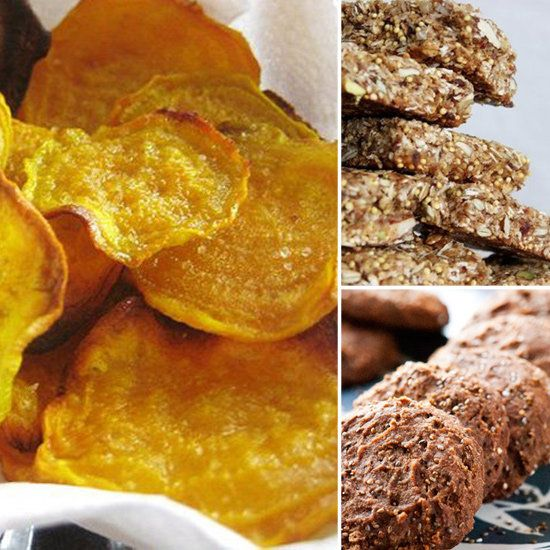 3 Healthy Homemade Snacks For Your Brown-Bag Lunch