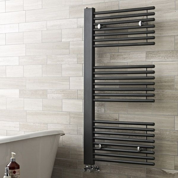 Radiator Towel Rails Bathrooms. The Contemporary Styling Of This Designer Radiator Will Look Fantastic In Modern Bathrooms Heated Towel Railroom