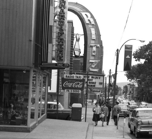 Cinema Ritz, Montreal, PQ, Canada