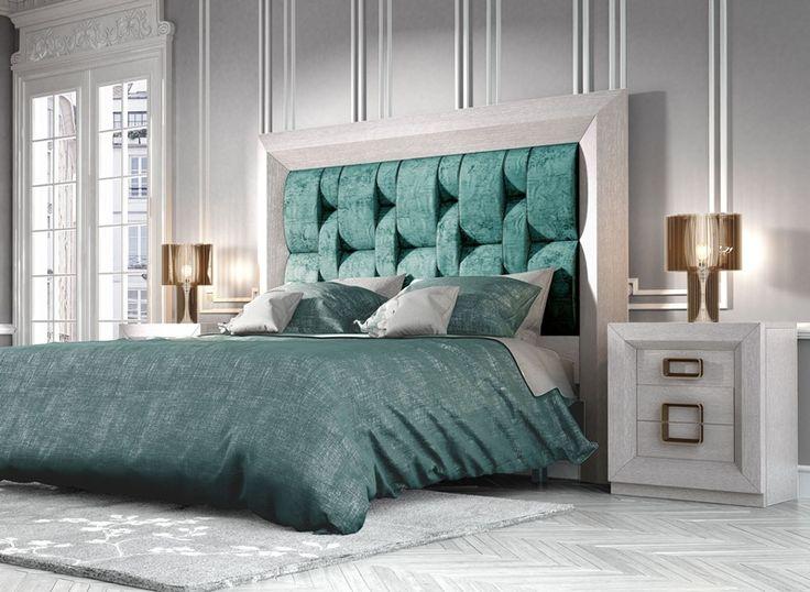 Dormitorio en roble, mod: ENZO 006