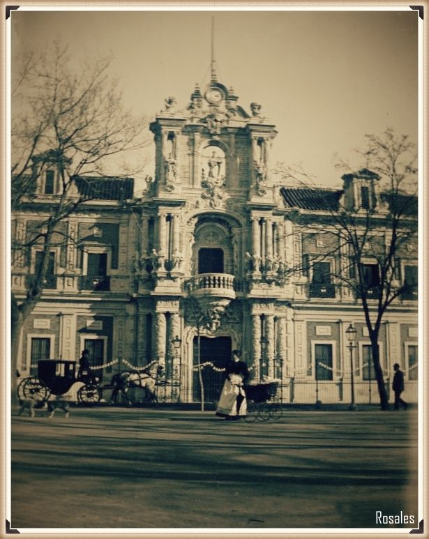 1897. Palacio Montpensier