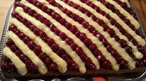 Čerešňovo-vanilkový sen: Úžasne lahodný zákusok, ktorý vyzerá nádherne a chutí ešte lepšie!