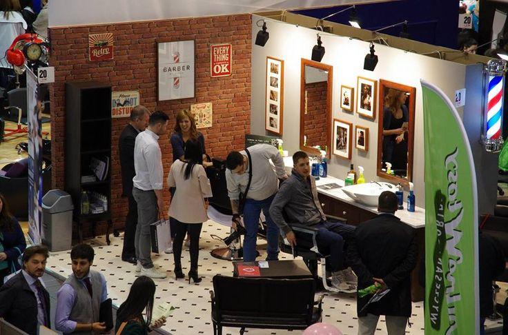 Ayala furniture stand at LOOK 2016 fair in Poznań- Poland. #Salonideas #Salondesign