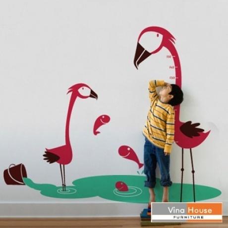 Vinahouse Furniture - Decal dán tường