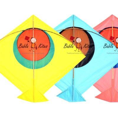 40 Multicolor Adadiya Chand Gulla Fighter Kites #kites #Online #shopping