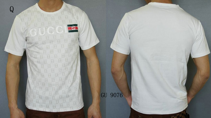 Google Image Result for http://www.gucci-bag-handbag.com/images/White%2520Gucci%2520Print%2520Men%2520Short%2520T-shirt.jpg