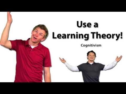 Use a Learning Theory: Cognitivism - YouTube