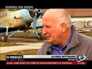 România, sub asediu