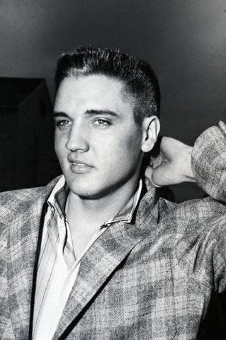 Elvis Presley Pedia Army Haircut