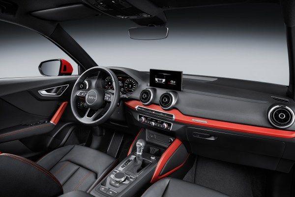 nice Audi Q2 tanıtıldı