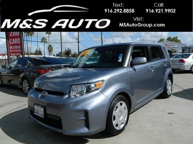 #HellaBargain 2012 Scion xB Hatchback 4D - Sacramento's favorite car dealer since 1995! We can help with financing through Banks and Credit Unions - call for info 916-921-9902 or visit our website at www.MSAutoGroup.com. - SKU: JTLZE4FEXCJ015188 - Price: $11,995.00. Buy now at https://www.hellabargain.com/2012-scion-xb-hatchback-4d-36537.html