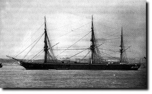 HMS Warrior, 1860. Class : Ironclad Frigate. On August 1st 1861, HMS Warrior was…