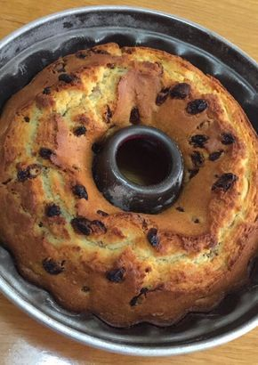 kalıpta kek tarifi ile kuru üzümlü kolay kek | MASALKEK