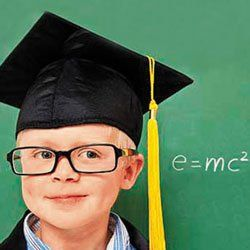 Çocuğumun üstün zekalı olduğu nasıl anlaşılır? Genelde zeka bölümü testleriyle  ölçüm yapılan ve bu testlerden 140 ve üstü olan çocuklar üstün zekalı  kategorisinde  değerlendiriliyor. http://www.zemu.net/cocugumun-ustun-zekali-oldugu-nasil-anlasilir.html