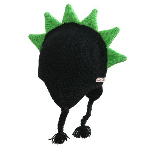 Born To Love Boy's Mohawk Hat With Spikes (S (12-24 Month... $24.99