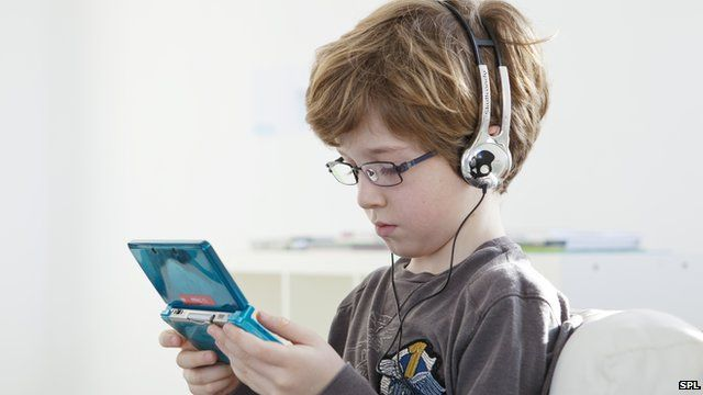 Goldilocks theory to video game playing...Video-game playing for less than an hour a day is linked with better-adjusted children