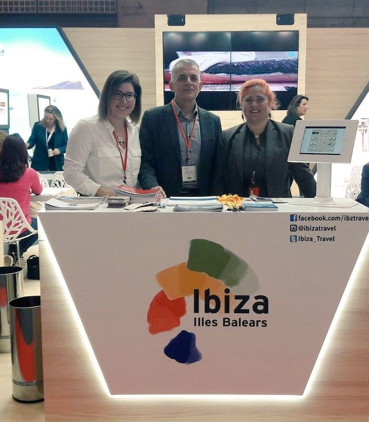 Ibiza, tu destino #MICE para congresos y eventos de éxito. Te esperamos en #ibtmworld ¡Enhorabuena @ibtmworld por el 30 aniversario! #BCN Ibiza, the next destination to ensure a successful business event. Meet us at @ibtmworld #ibtmworld2017 #MICE #eventprofs
