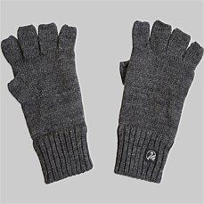 Swanndri Fingerless Wool Glove with Fleece Lining