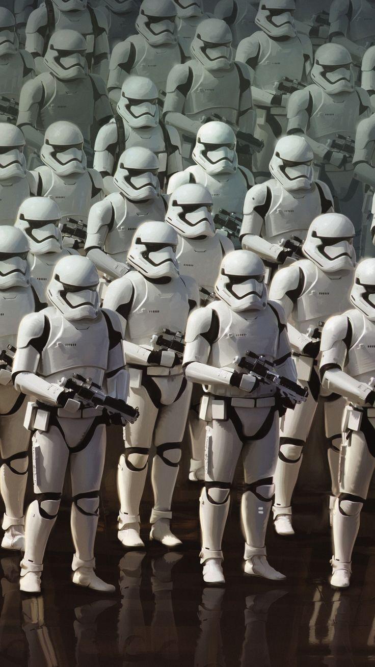 dreaded wallpaper Stormtroopers, soldier, Star Wars, 1080