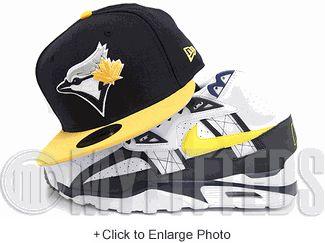 5038a2eabf2 Toronto Blue Jays Midnight Navy Blue Autumn Gold White Matte Silver New Era  Hat