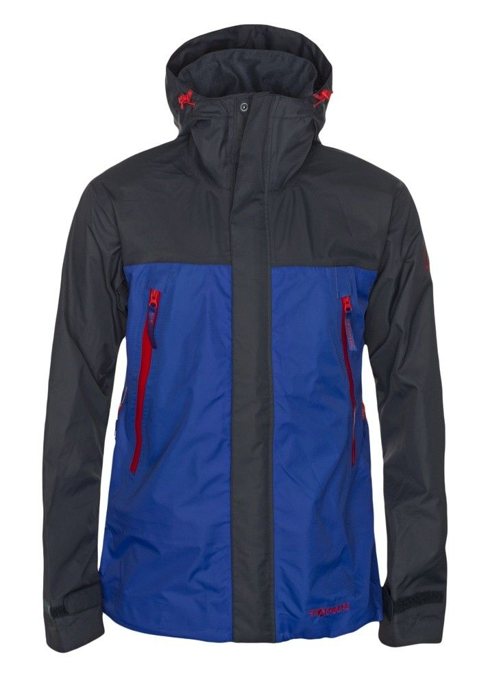 Stormberg - Tydal is a soft, comfortable and functional shell jacket which is laminated to a ProreTex10-8 membrane with taped seams, making the jacket hightly waterproof. Perfect for outdoor activities.