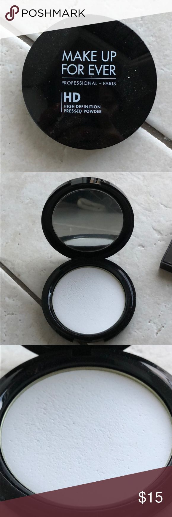 make up forever high definition pressed powder hardly used whatsoever Makeup Foundation