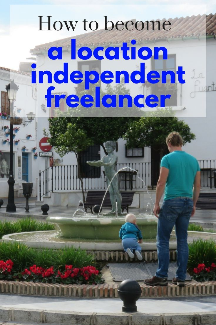 Traveling full-time with your family is possible when you are a location independent freelancer. Here is my complete guide on how to become one!