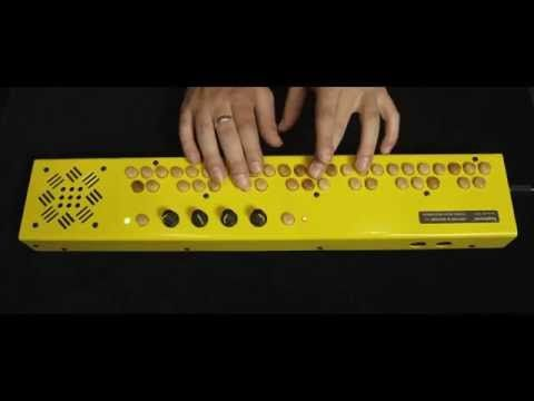 AC Gears - Critter & Guitari Septavox Synthesizer - Audio