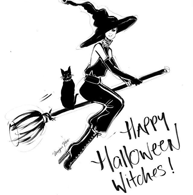 Happy HALLOWEEN Witches!!!