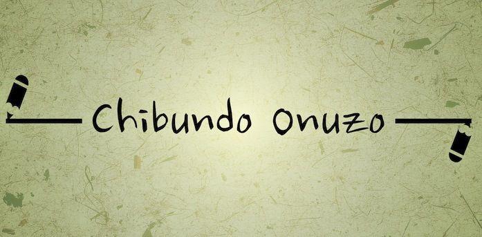 Chibundo Onuzo