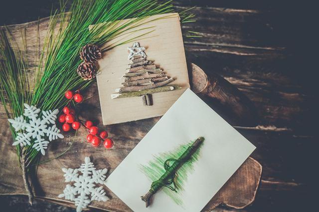 Thiệp Giáng sinh: Lời nhạc của tâm hồn Christmas theme Set up by: Jessica Nguyen