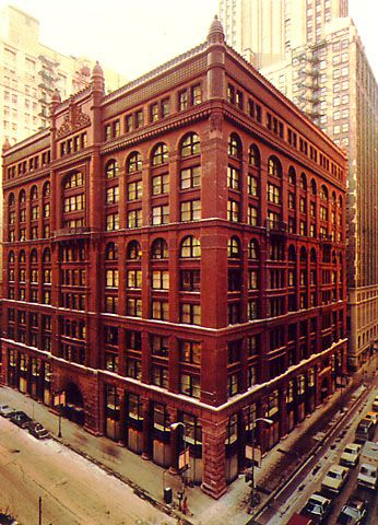 Historic Chicago Architecture Find This Pin And More On With
