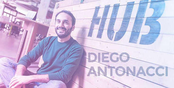 Diego Antonacci: come abbiamo aperto un Impact Hub a Bari