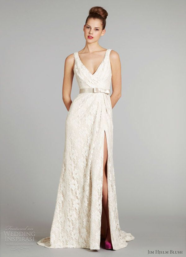 blush bridal fall 2012 wedding dress