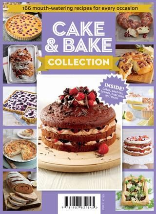 Crafts beautiful the cake & bake collection 2014