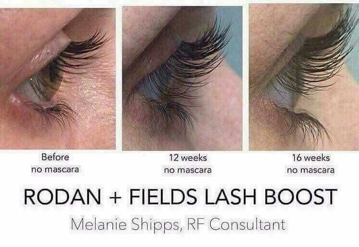 Natural Eyelashes. lash boost by rodan and fields. Amazing results!