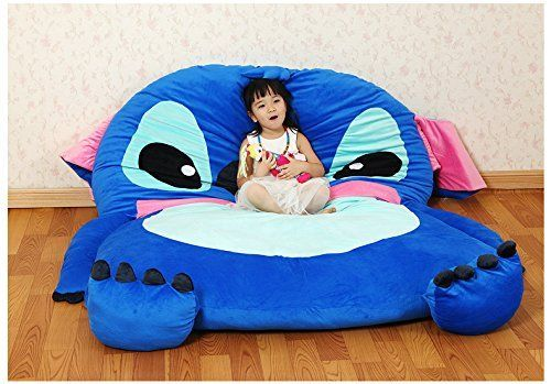 Cute Cartoon Lilo Amp Stitch Image Sleeping Bag Sofa Bed Twin
