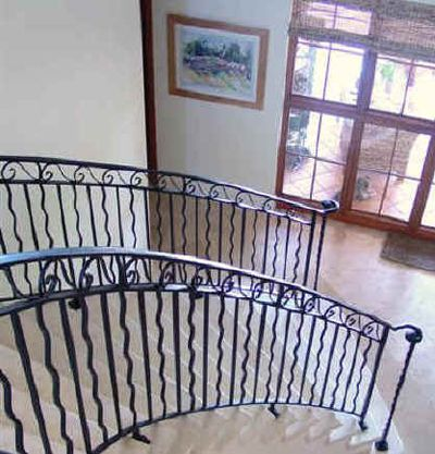 19 best images about iron stair rails on pinterest for Paint and wine lexington ky