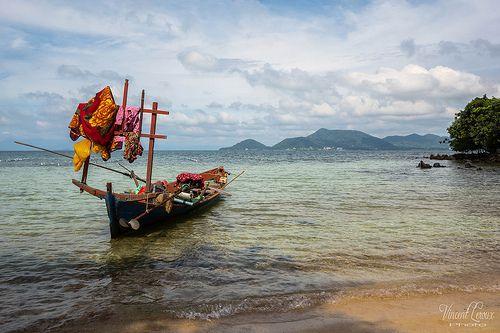 Koh tonsay (île du lapin) - Cambodge