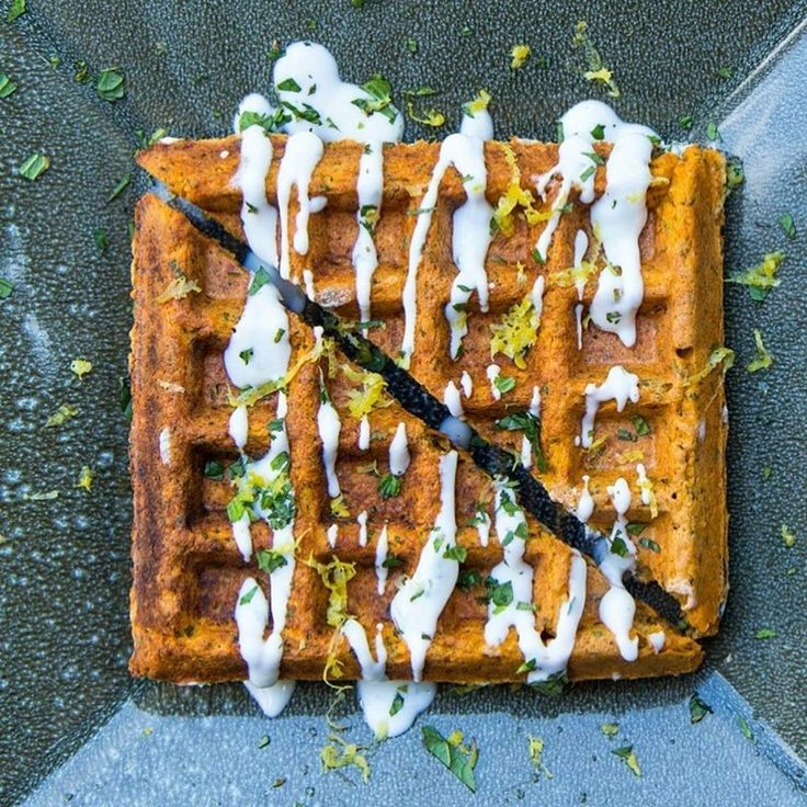 The Falafel Waffle Recipe on Food52 recipe on Food52