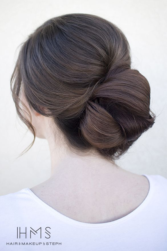 A gorgeous updo is always in style. Wear with #JVN style 91068 www.jvn.com/...