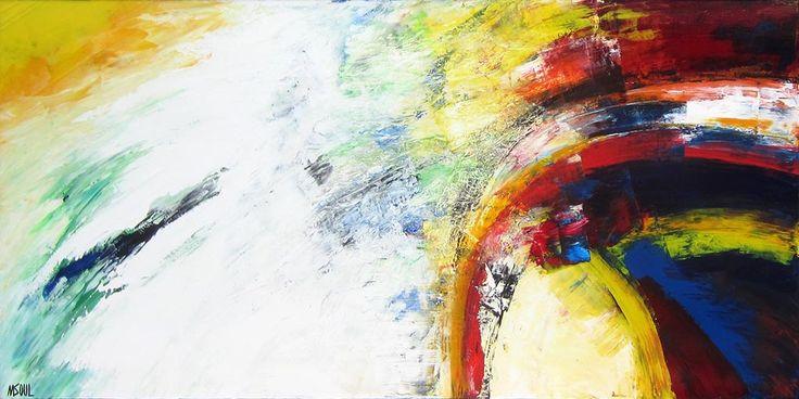 Constellation par Michel Soulières, artiste présentement exposé aux Galeries Beauchamp. www. galeriebeauchamp.com