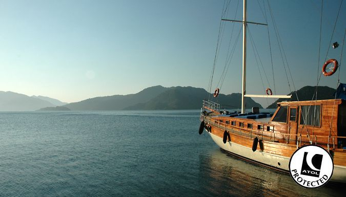 Marmaris, Turkey: 4-7 Night All-Inclusive Spa Hotel Stay With Flights Bask in the Mediterranean sun with a 4-7 night all-inclusive stay in Marmaris      Relax in sublime surrounds at the Kervansaray Marmaris Hotel       The hotel has expansive spa facilities and a lovely outdoor swimming pool      Each room is kitted out with an LCD TV, air conditioning, Wi-Fi access and mini bar      Your...