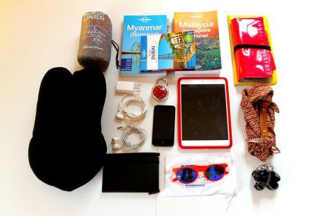 25 giorni in Asia con bagaglio a mano #travel #backpack