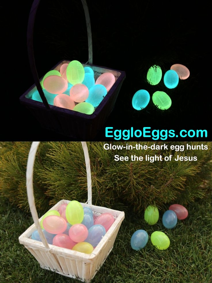 Egglo Eggs is an exciting, interactive glow-in-the-dark Easter Egg hunt program