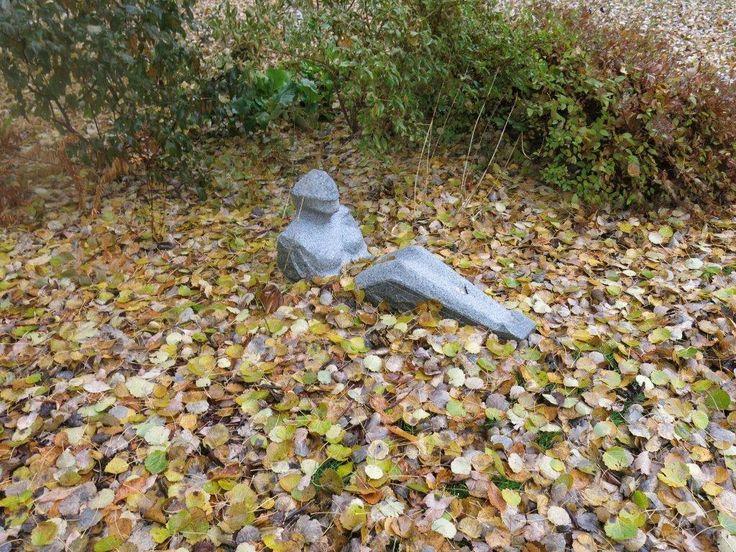 Torso in autumn